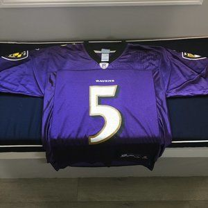 Joe Flacco Ravens Jersey